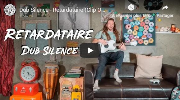 """Musique: Découvrez """"Retardataire"""", extrait de l'album """"Anomalie"""" de Dub Silence"""