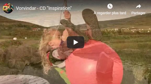 """Musique: Découvrez Vorvindar, le nouveau clip extrait de l'album """"Inspiration"""" de Heida Björg and the Kaos"""