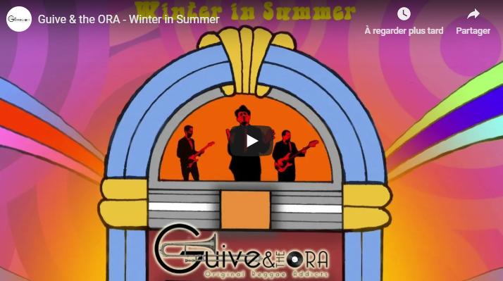 """Musique: Découvrez """"Winter in Summer"""", le nouveau clip Guive and The Ora"""