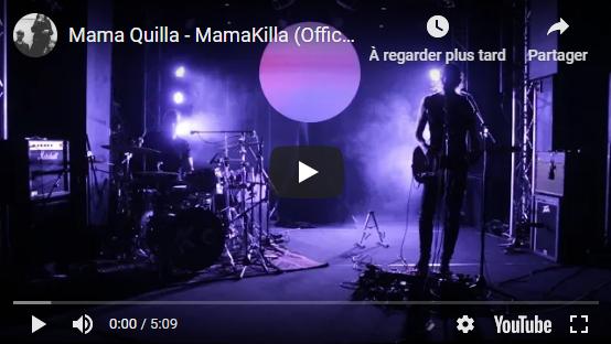 """Musique: Découvrez """"Mama Quilla"""", le 1er clip extrait de l'album """"We Coo"""" de MamaKilla"""
